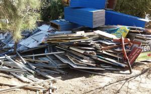 Αυθαίρετα Οι μπουλντόζες στην Κρήτη έπιασαν δουλειά